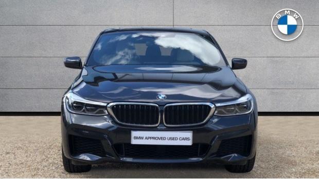 2019 BMW 630i GT M Sport (Grey) - Image: 16
