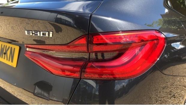 2019 BMW 630i GT M Sport (Grey) - Image: 21