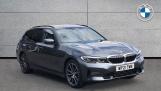 2021 BMW 320d Sport Touring Auto 5-door (Grey) - Image: 1