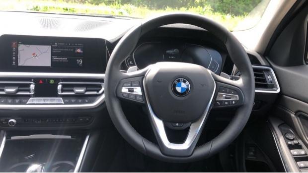 2021 BMW 320d Sport Touring Auto 5-door (Grey) - Image: 5