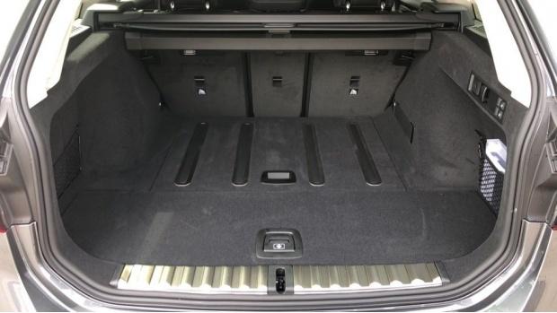 2021 BMW 320d Sport Touring Auto 5-door (Grey) - Image: 13
