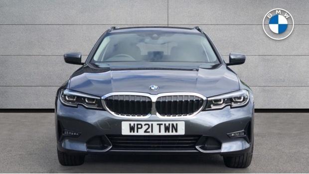2021 BMW 320d Sport Touring Auto 5-door (Grey) - Image: 16