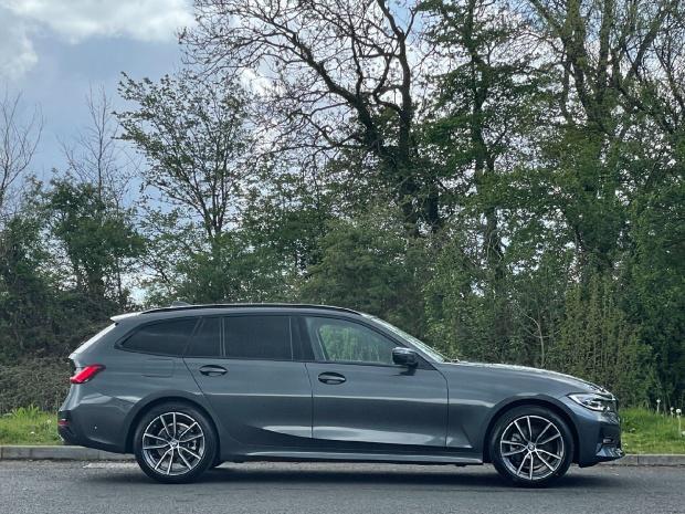 2021 BMW 320d Sport Touring Auto 5-door (Grey) - Image: 26