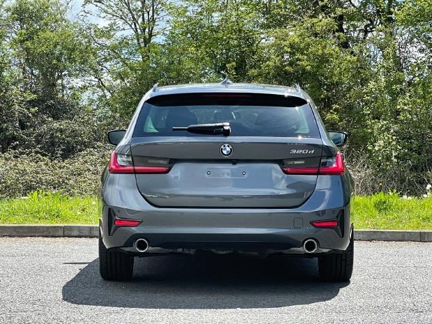 2021 BMW 320d Sport Touring Auto 5-door (Grey) - Image: 30