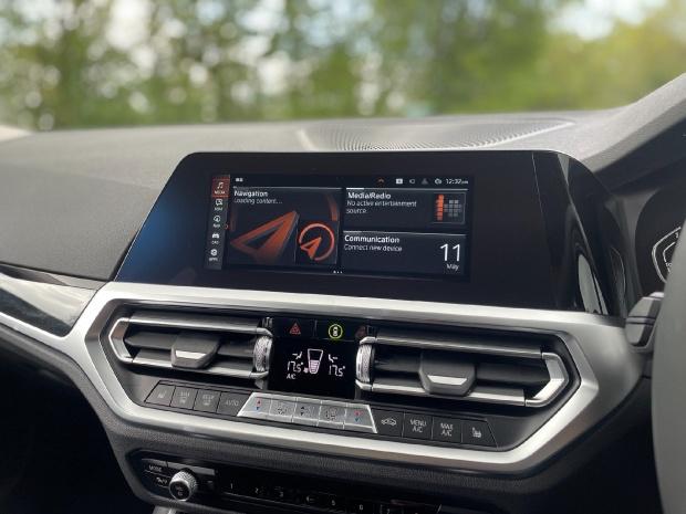 2021 BMW 320d Sport Touring Auto 5-door (Grey) - Image: 34