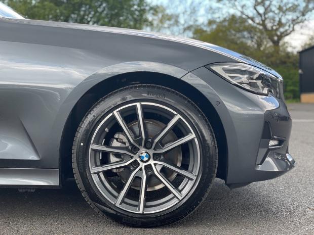 2021 BMW 320d Sport Touring Auto 5-door (Grey) - Image: 38