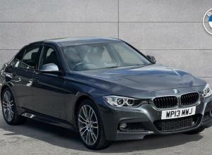 Brand new 2013 BMW 3 Series 320i xDrive M Sport Saloon 4-door finance deals