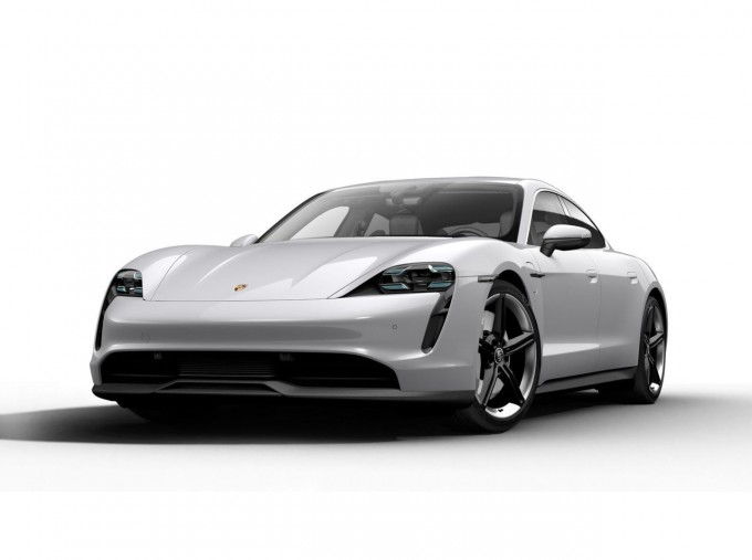 2020 Porsche 93.4kWh 4S Performance Auto 4WD 4-door (White) - Image: 1
