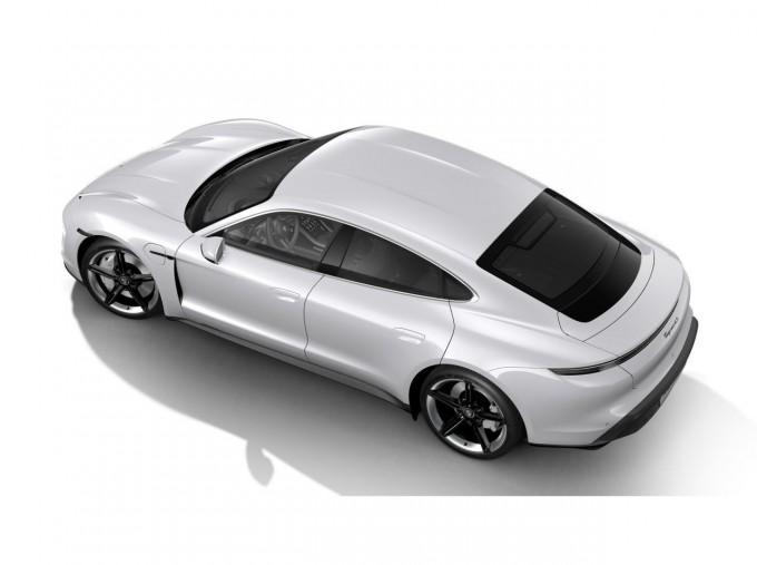 2020 Porsche 93.4kWh 4S Performance Auto 4WD 4-door (White) - Image: 4