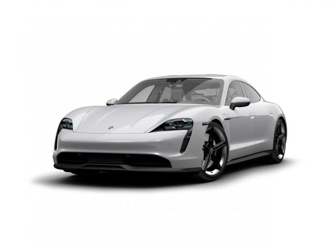 2020 Porsche 93.4kWh 4S Performance Auto 4WD 4-door (White) - Image: 7