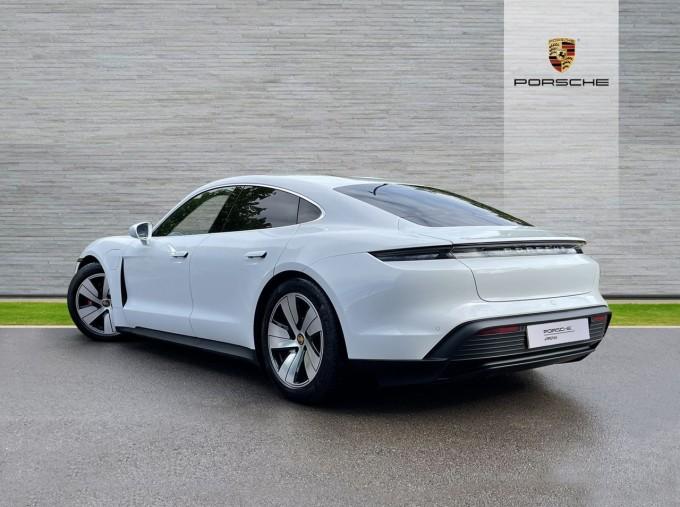 2020 Porsche 93.4kWh 4S Performance Auto 4WD 4-door (White) - Image: 2