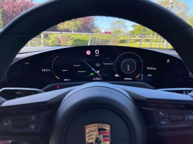 2020 Porsche 93.4kWh 4S Performance Auto 4WD 4-door (White) - Image: 8