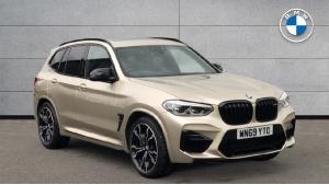 2019 BMW X3M X3 M Competition 5-door