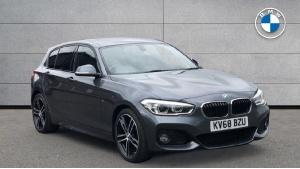 2018 BMW 1 Series 118d M Sport 5-door 5dr