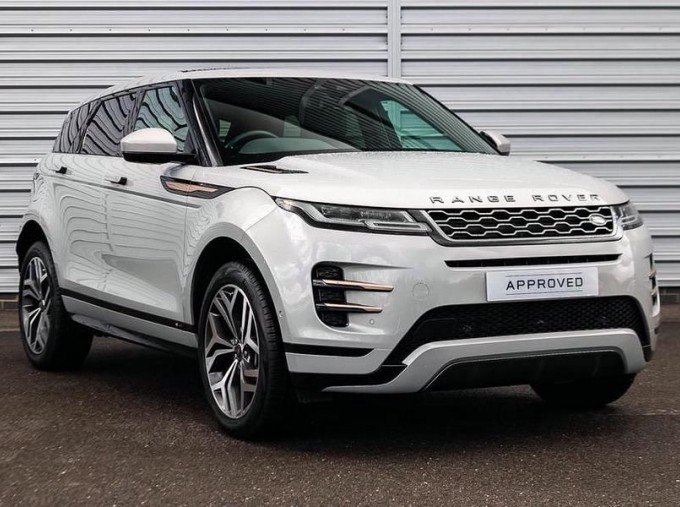 2019 Land Rover D180 R-Dynamic HSE Auto 4WD 5-door (Silver) - Image: 1