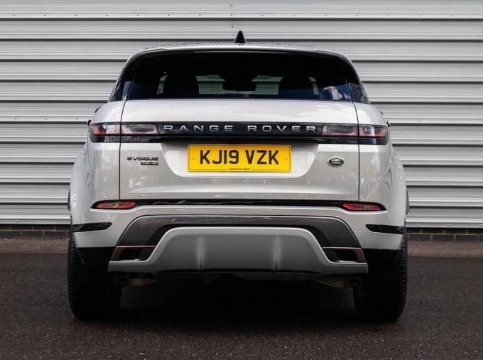 2019 Land Rover D180 R-Dynamic HSE Auto 4WD 5-door (Silver) - Image: 6
