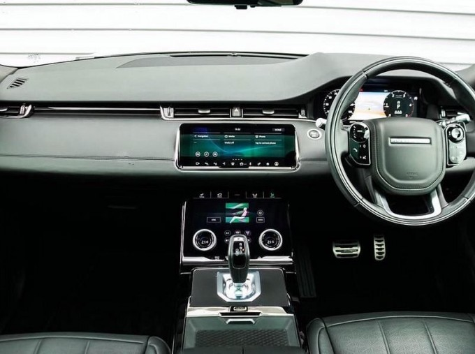 2019 Land Rover D180 R-Dynamic HSE Auto 4WD 5-door (Silver) - Image: 9