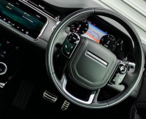 2019 Land Rover D180 R-Dynamic HSE Auto 4WD 5-door (Silver) - Image: 10