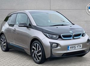 Brand new 2015 BMW i3 60Ah 5-door finance deals