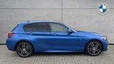 2019 BMW 120i M Sport Shadow Edition 5-door (Blue) - Image: 3