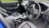 2019 BMW 120i M Sport Shadow Edition 5-door (Blue) - Image: 6