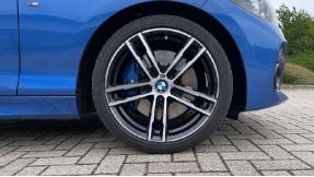 2019 BMW 120i M Sport Shadow Edition 5-door (Blue) - Image: 14