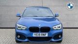 2019 BMW 120i M Sport Shadow Edition 5-door (Blue) - Image: 16