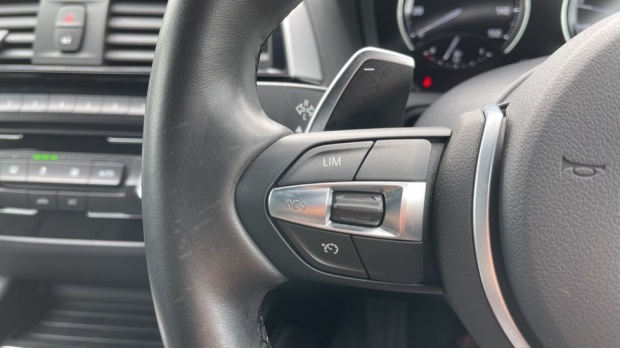 2019 BMW 120i M Sport Shadow Edition 5-door (Blue) - Image: 17
