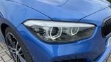 2019 BMW 120i M Sport Shadow Edition 5-door (Blue) - Image: 22