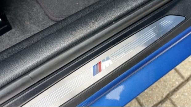 2019 BMW 120i M Sport Shadow Edition 5-door (Blue) - Image: 24