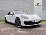 2021 Porsche V6 E-Hybrid 17.9kWh 4S PDK 4WD 4-door (White) - Image: 1