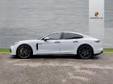 2021 Porsche V6 E-Hybrid 17.9kWh 4S PDK 4WD 4-door (White) - Image: 5