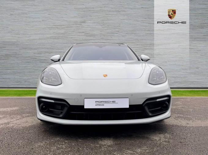 2021 Porsche V6 E-Hybrid 17.9kWh 4S PDK 4WD 4-door (White) - Image: 6