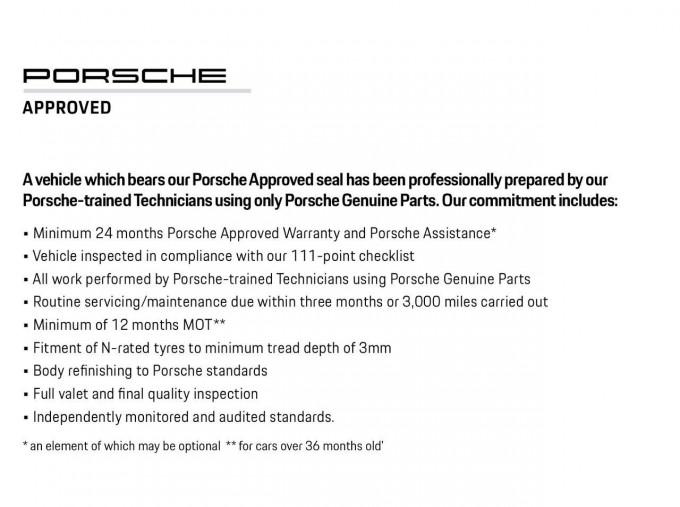 2021 Porsche V6 E-Hybrid 17.9kWh 4S PDK 4WD 4-door (White) - Image: 27
