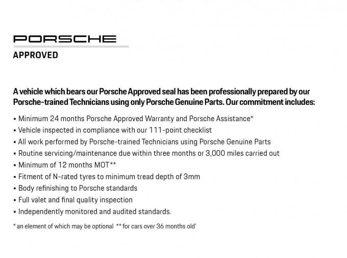 2021 Porsche V6 E-Hybrid 17.9kWh 4S PDK 4WD 4-door (White) - Image: 37