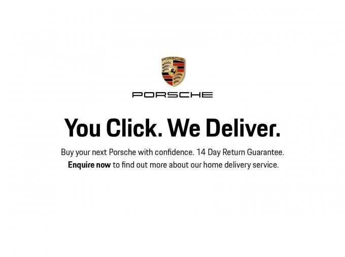 2021 Porsche V6 E-Hybrid 17.9kWh 4S PDK 4WD 4-door (White) - Image: 40