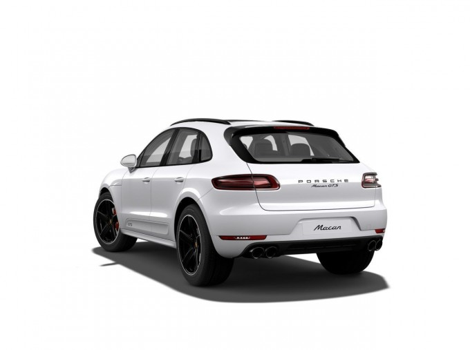 2018 Porsche V6 GTS PDK 4WD 5-door (White) - Image: 3