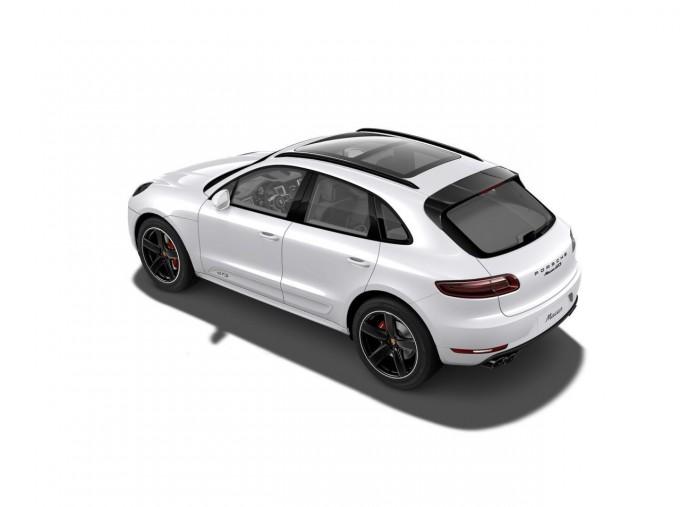 2018 Porsche V6 GTS PDK 4WD 5-door (White) - Image: 4