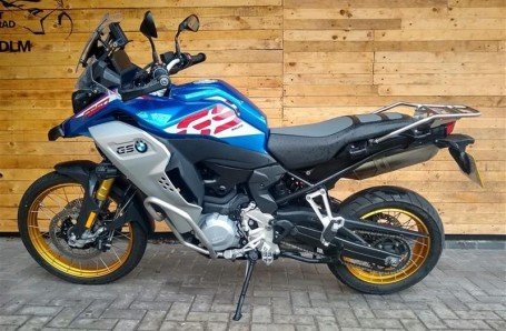 2020 BMW F850GS Adventure Unlisted Unknown (Blue) - Image: 4