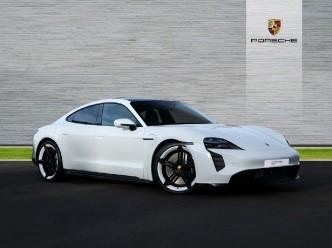 Reserve your 2020 Porsche Taycan TURBO 93KWH 4-door