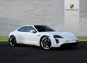 2020 Porsche Taycan TURBO 93KWH 4-door