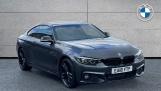 2018 BMW 420d M Sport Coupe (Grey) - Image: 1