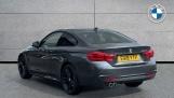 2018 BMW 420d M Sport Coupe (Grey) - Image: 2