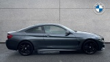2018 BMW 420d M Sport Coupe (Grey) - Image: 3