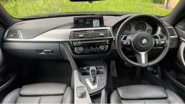 2018 BMW 420d M Sport Coupe (Grey) - Image: 4