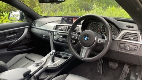 2018 BMW 420d M Sport Coupe (Grey) - Image: 6