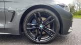 2018 BMW 420d M Sport Coupe (Grey) - Image: 14