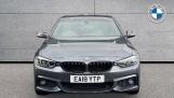 2018 BMW 420d M Sport Coupe (Grey) - Image: 16
