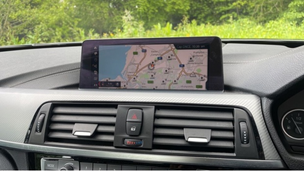 2018 BMW 420d M Sport Coupe (Grey) - Image: 21