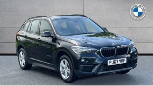 2017 BMW X1 sDrive18d SE 5-door